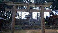 敏太神社 三重県松阪市美濃田町
