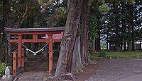 三和神社 栃木県那須郡那珂川町三輪