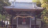杉山神社 神奈川県横浜市都筑区佐江戸町