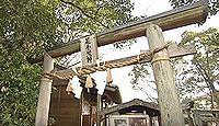 甲斐神社 熊本県上益城郡嘉島町上六嘉のキャプチャー