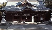 一葉稲荷神社 - 阿波岐原の古社の一つ、一葉の松が生じる奇跡、津波を蹴って救った白兎