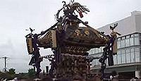 銚港神社 - 円福寺・飯沼観音に隣接する銚子発祥の祖神、銚子の産土神で銚子の総社