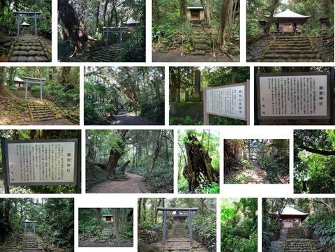 御祭神社 東京都三宅村伊豆のキャプチャー