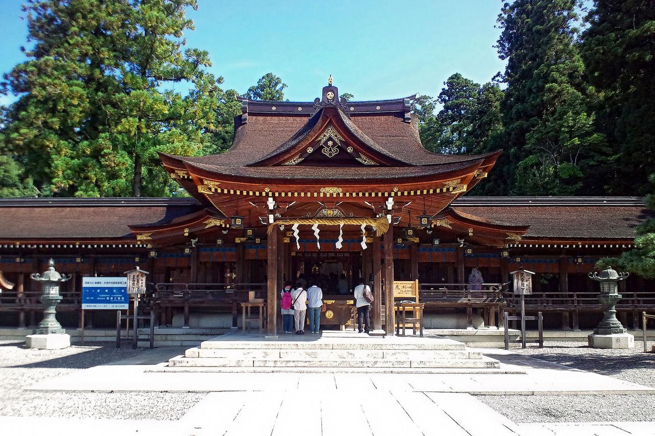 [滋賀県]初詣で人気の神社のキャプチャー