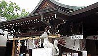 三光稲荷神社 愛知県犬山市犬山北古券のキャプチャー