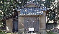 八幡宮(赤磐市馬屋) - 備前国分寺の守護神と考えられる国分八幡宮の一つ、由緒は不詳