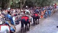 近江神宮の例祭と近江まつり - 御祭神・天智天皇による大津宮遷都の日である4月20日のキャプチャー
