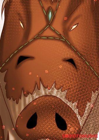 おっことぬし - 古事記に時々登場するイノシシな神【ぶっちゃけ古事記のキャラ図鑑】のキャプチャー