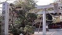 池宮神社 静岡県御前崎市佐倉のキャプチャー
