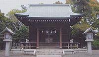 神明社 神奈川県横浜市神奈川区菅田町