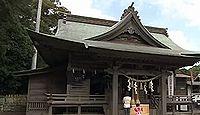 高松神社(御前崎市) - 聖武天皇の誕生で静岡に勧請された熊野社、200年続く奉納相撲