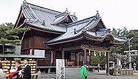 綱敷天満神社(今治市) - 燧灘で嵐に遭った道真を救った宮司の祖と村人たち、梅の名所