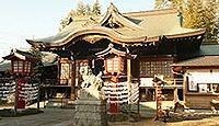 鷺宮八幡神社 東京都中野区白鷺のキャプチャー