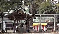 一言主神社 茨城県常総市大塚戸町