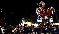 原田神社 - 素戔嗚尊を祀る祇園神社、重文本殿と10月に天武朝に起源のある獅子神事祭