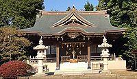 佐波神社 神奈川県藤沢市石川
