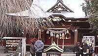 冠稲荷神社 群馬県太田市細谷町のキャプチャー
