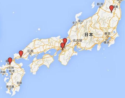 日本三大天神とは? - 古い順に北野、太宰府、防府の三天満宮、大阪、小平潟など異説も