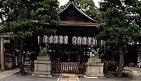満足稲荷神社 京都府京都市左京区のキャプチャー