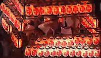 重要無形民俗文化財「戸畑祇園大山笠行事」 - 4基の山笠の豪華絢爛たる流れのキャプチャー