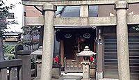 竹森神社(東京都) - 日本橋小伝馬町、竹職人の町の竹藪に囲まれた社、江戸七森の一つ