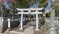 多賀神社 静岡県熱海市上多賀