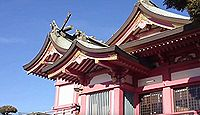 蘇羽鷹神社 千葉県松戸市二ツ木宮前のキャプチャー