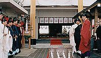 小石川大神宮 東京都文京区小石川のキャプチャー