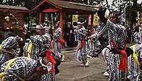 郡山八幡神社(伊佐市) - 「焼酎の振舞いなく残念」の落書きある、戦国期の重文・本殿