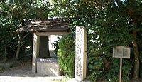 意非多神社 三重県松阪市西黒部