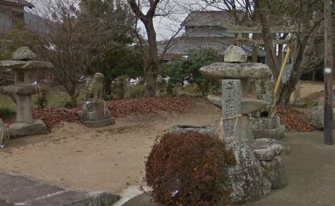 二宮神社 香川県東かがわ市吉田のキャプチャー