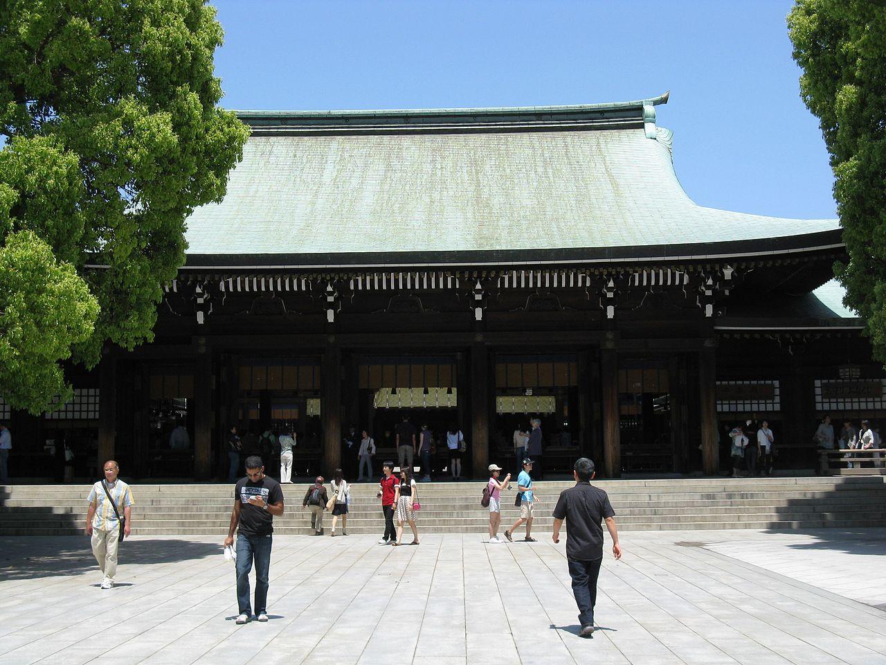 明治神宮 - Wikipedia