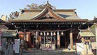 河尻神宮 - 鎌倉期に鶴岡八幡を勧請、熊本城の南西・裏鬼門、勇壮な10月の秋季例祭
