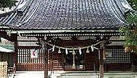 安江八幡宮 - 平安期創建の加賀起き上がりで知られる「鍛冶八幡さん」、水天宮を合祀