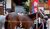 住吉神社 大阪府河内長野市小山田町のキャプチャー