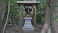 神洗神社 - 上総十二社祭の綱田玉前神社は神洗池がある上総国一宮玉前神社の末社で元宮