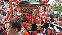 亀山神社(呉市清水) - 平清盛の厳島神社造営時に再興、10月例祭はヤブととんぼと俵