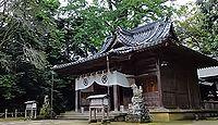 倉田八幡宮 鳥取県鳥取市馬場