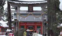 出石神社 - 但馬五社