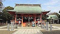 鶴峯八幡神社(富津市) - 関東三鶴