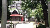 船堀稲荷神社 東京都江戸川区船堀のキャプチャー