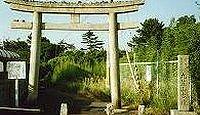 丸笠神社 大阪府和泉市伯太町
