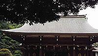 氷川神社 東京都世田谷区喜多見のキャプチャー
