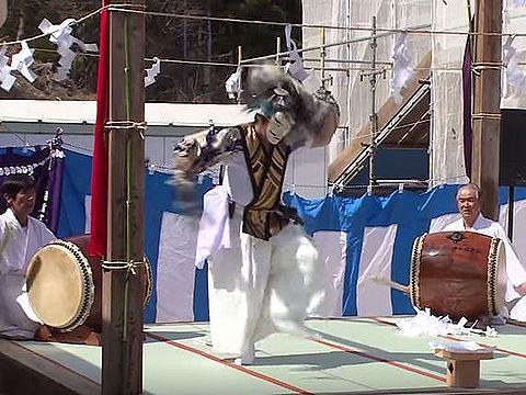 宮城県の重要無形民俗文化財