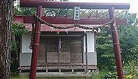 杉山神社 青森県弘前市百沢東岩木山