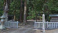 雨櫻神社 静岡県掛川市上垂木のキャプチャー