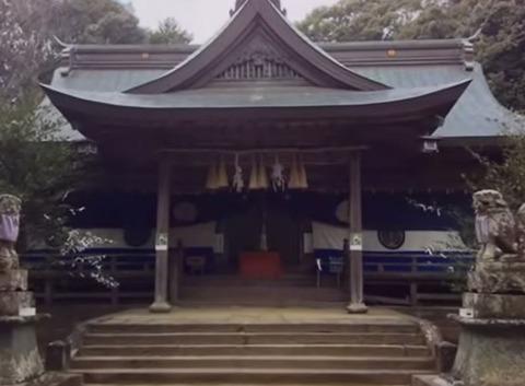 八倉比売神社 徳島県徳島市国府町矢野のキャプチャー