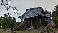 三宅神社 新潟県長岡市妙見町