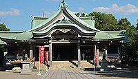 豊國神社(大阪市) - 京都本社の別社として創建された、秀吉ほか2柱を祀る出世開運の神