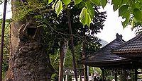 根古屋神社 山梨県北杜市須玉町江草のキャプチャー